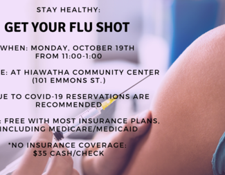 Search flu shot