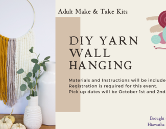 Search diy yarn wall hanging