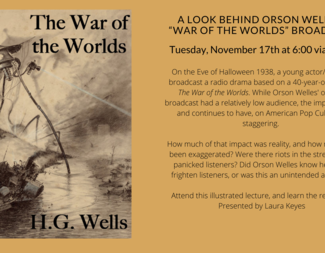 Search war of the worlds talk