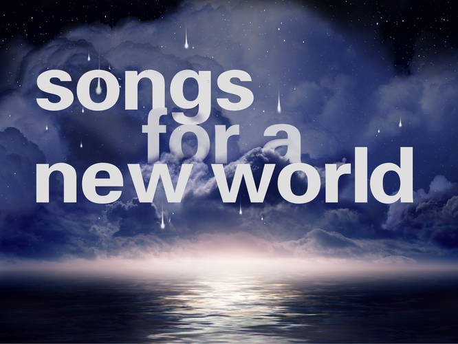 City Circle Theatre Company presents: Songs for a New World — A Virtual Concert