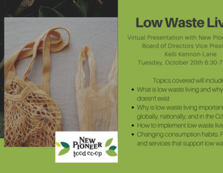 Search resilient communities  low waste living