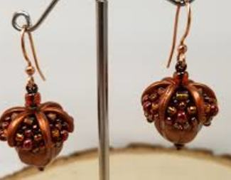 Search caramel s acorn earrings beadology iowa