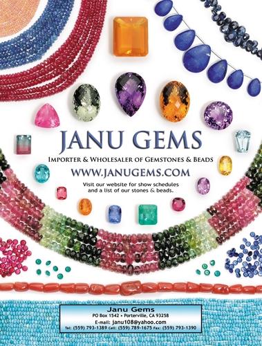 Janu Gems Stone Trunk Show & Sale