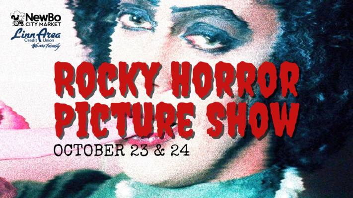 Rocky Horror Picture Show at NewBo City Market