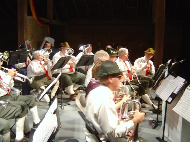 Oktoberfest - German Music at Millstream Brewery