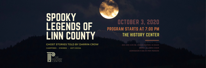 Spooky Legends of Linn County