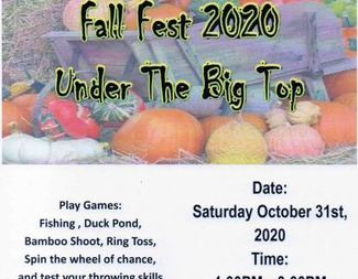 Search fall festival 2020