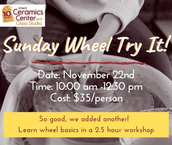 Sunday Wheel Try It November