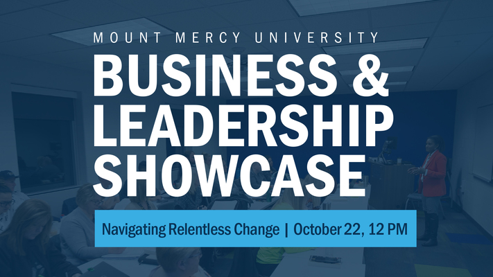 Business & Leadership Showcase: Navigating Relentless Change