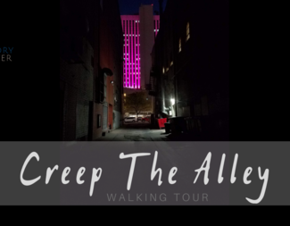 Search copy of creep the alley