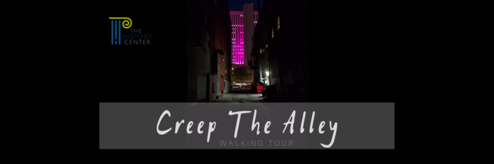 Creep the Alley Walking Tour #2