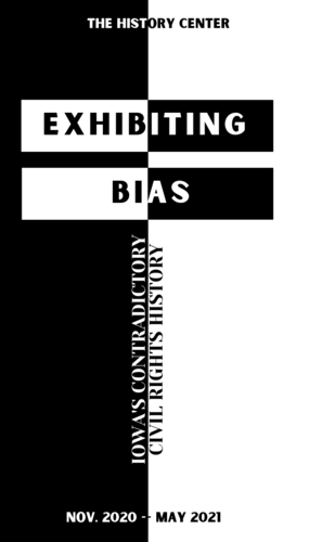 Exhibiting Bias Exhibit Opening