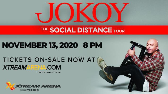 "Jo Koy ""The Social Distance Tour"""