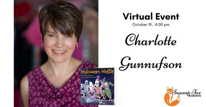 Halloween Hustle with Charlotte Gunnufson