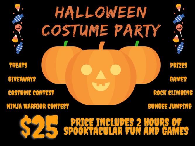 AirFX Halloween Costume Party