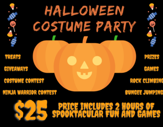 Search halloween party 2020