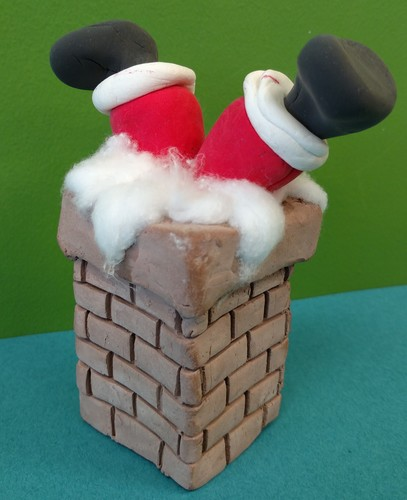 Kidcreate Studio Date Night-Silly Santa (4-9yrs)