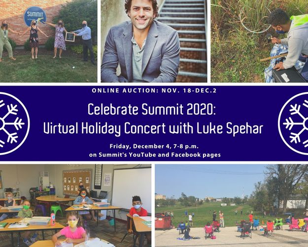 Celebrate Summit Virtual Winter Concert