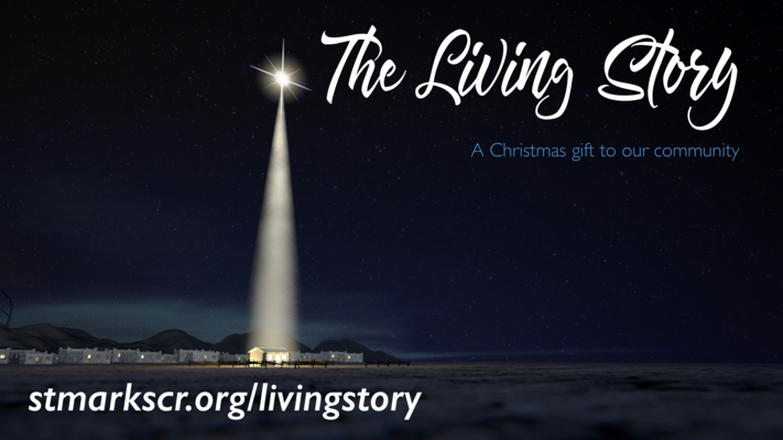 The Living Story: drive-through live nativity