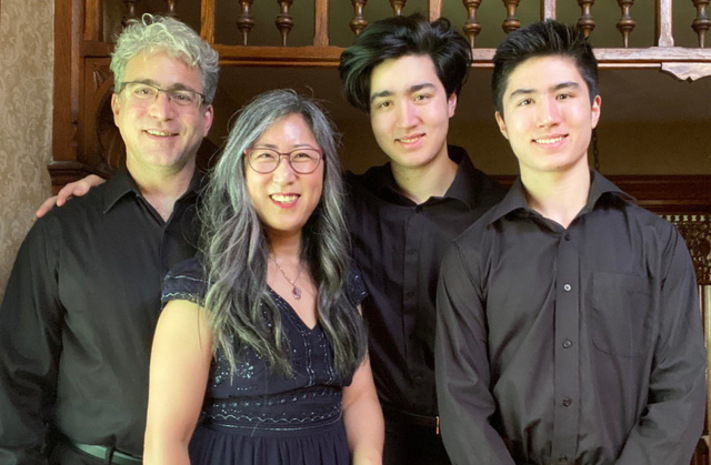 Holidays with Wolfgang - Red Cedar Chamber Music