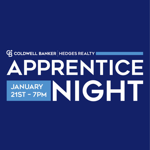 Coldwell Banker Hedges Apprentice Night