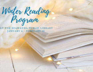 Search winter reading program presentation
