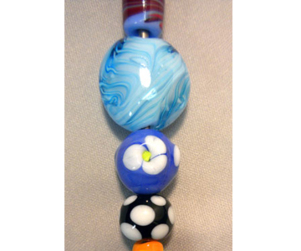 Make Glass Beads:  Intro to Lampworking