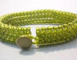 Search triple treat herringbone bracelet beadology iowa