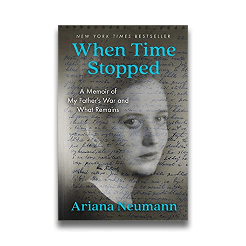 When Time Stopped Virtual Author Talk and Book Signing