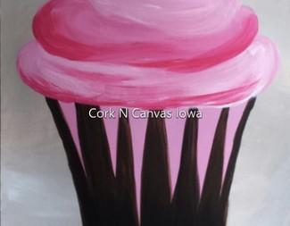 Search pink cupcake wm