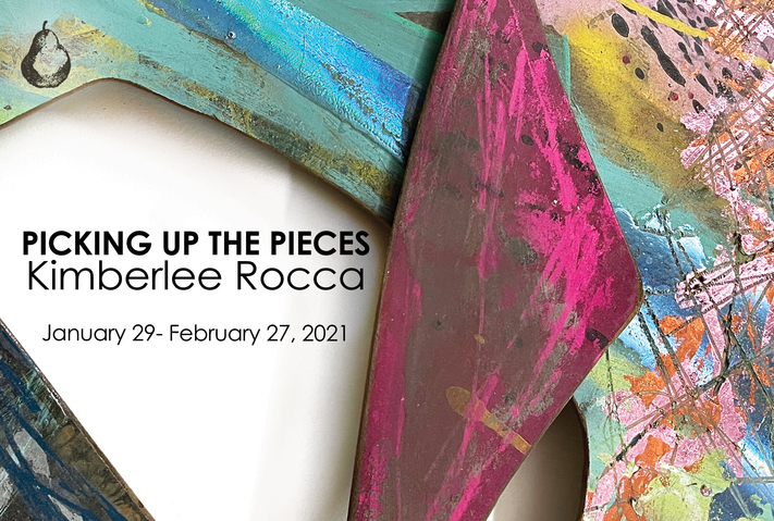 Art Exhibit: Picking up the Pieces