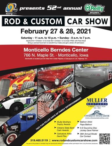 Rod & Custom Car Show