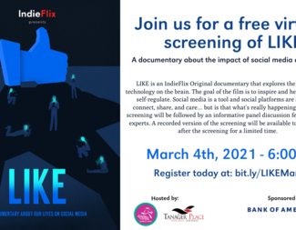 Search like film screening