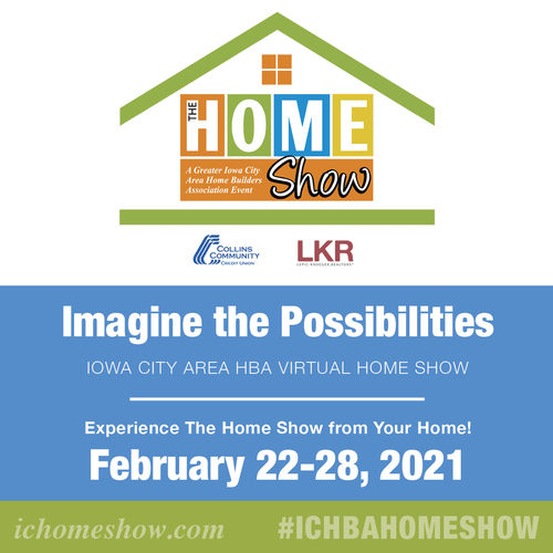 Iowa City Area HBA Virtual Home Show
