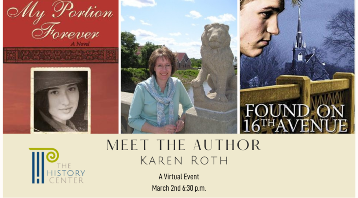 Meet the Author - Karen Roth