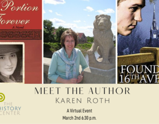 Search meet the author