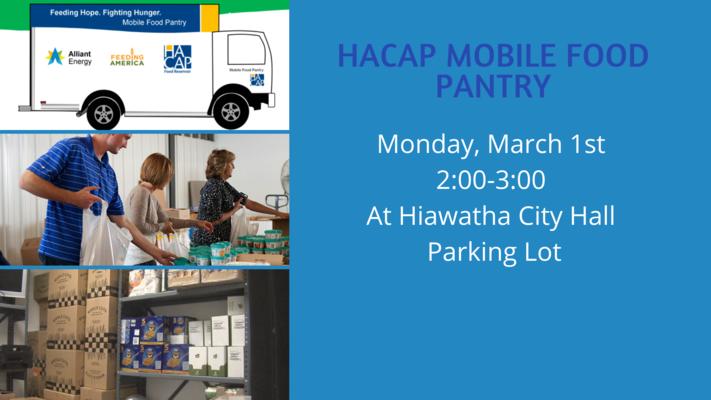 HACAP Mobile Pantry