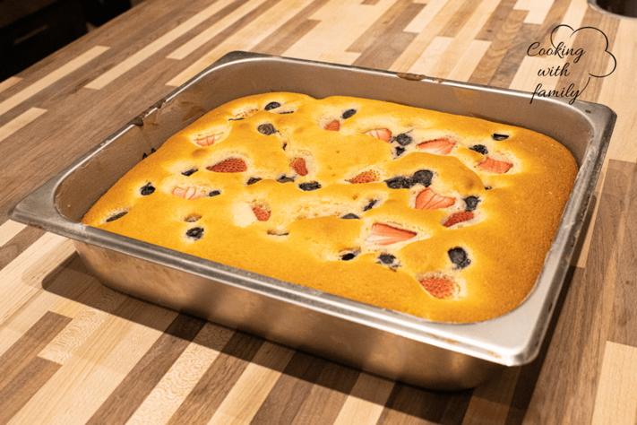 Bublanina: Famous Czech-Baked Dessert