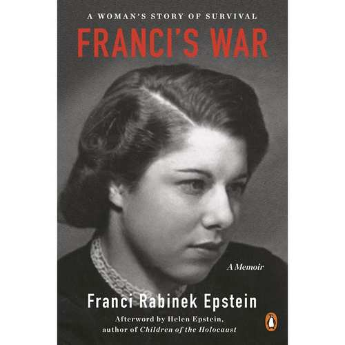 Franci's War Virtual Author Talk