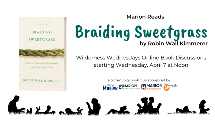 Braiding Sweetgrass Virtual Book Discussion