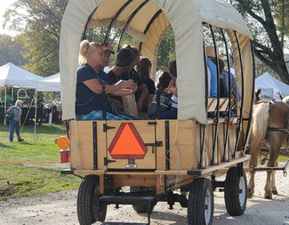 Search wagon rides at event rick coffman