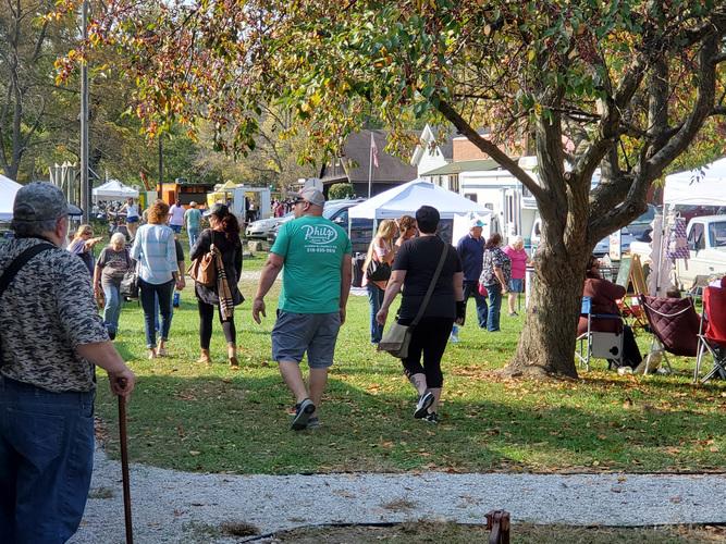 Bentonsport Riverfest