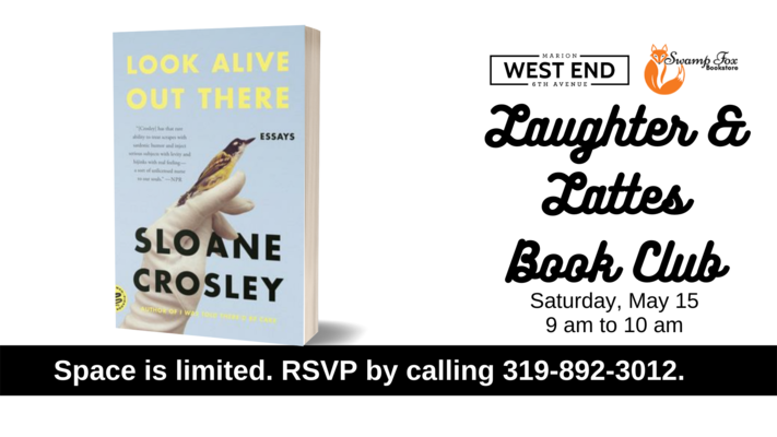 Laughter & Lattes Book Club - In Person