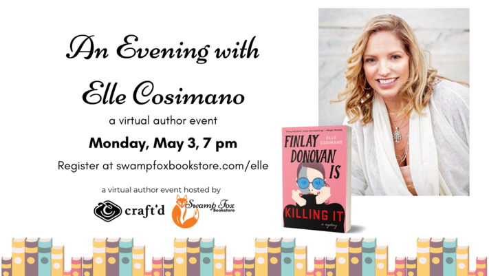 An Evening with Elle Cosimano