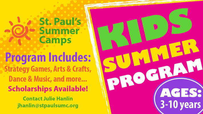 St. Paul's Summer Camps
