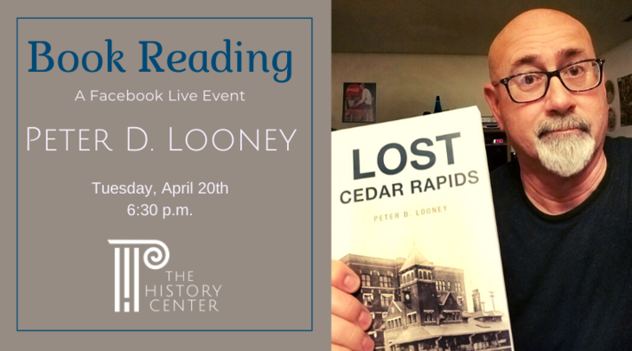 Meet the Author - Peter Looney
