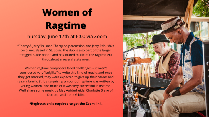 Women of Ragtime