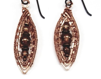 Search zanetta hoehle marquis drop earrings beadology iowa