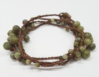 Search wrapped crochet bracelet beadology iowa 400px