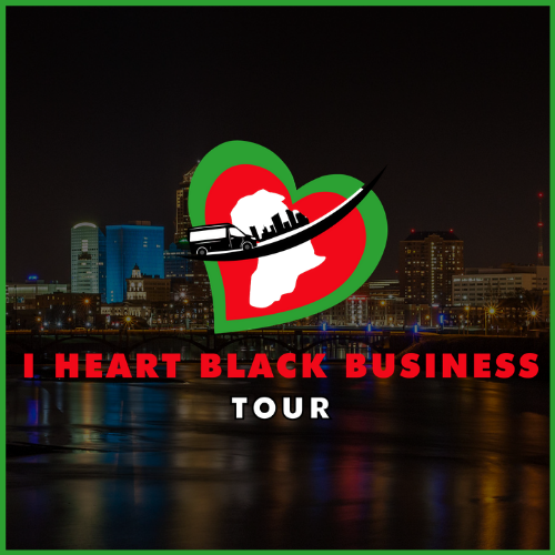 I Heart Black Business Tour